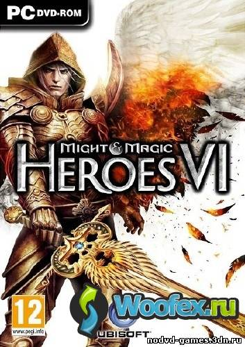 NoDVD/NoCD для Герои Меча и Магии VI / Might & Magic: Heroes VI (Crack v.1.0 by SKIDROW)
