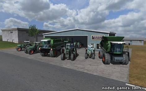 Landwirtschafts Simulator Игру