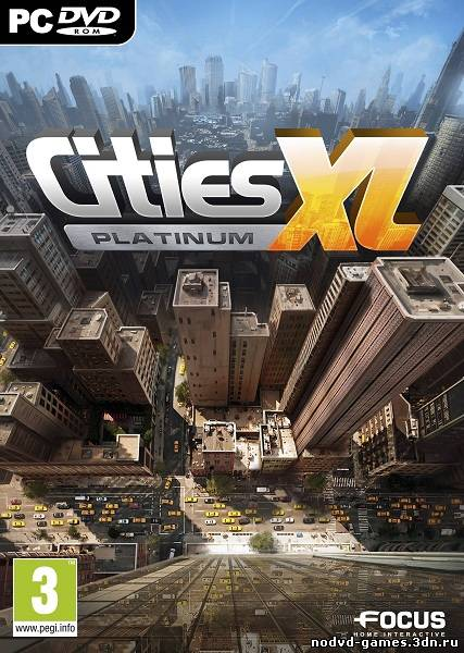Cities XL Platinum NoDVD [v1.0 EN/RU]
