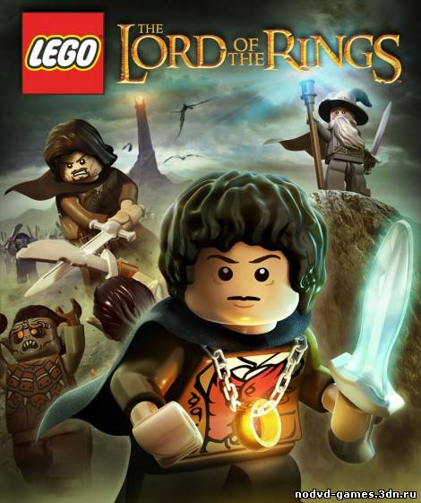 LEGO The Lord of the Rings [v1.0 EN/RU] NoDVD