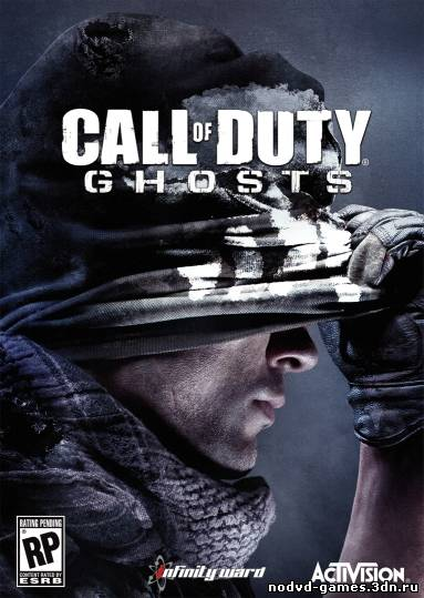Call of Duty: Ghosts NoDVD [v1.0 RU/EN]