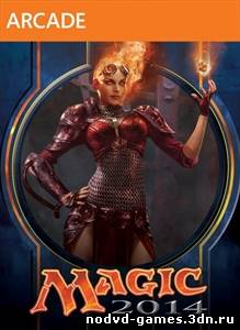 Magic 2014 - Duels of the Planeswalkers NoDVD [v1.0 EN/RU]