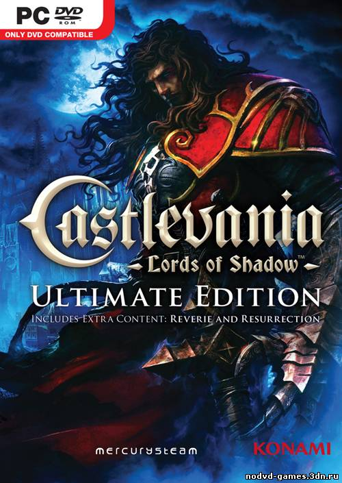 Castlevania: Lords of Shadow – Ultimate Edition NoDVD [v1.0 EN]